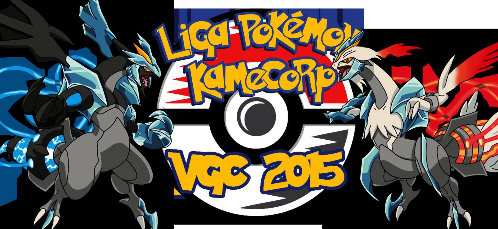 Liga Pokémon KameCorp